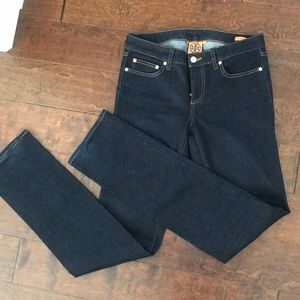 Tory Burch Straight Leg Jeans - Size 27